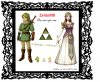 "Ma collection d'objets ""The Legend of Zelda"""