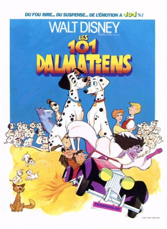 Les 101 Dalmatiens [FRENCH DVDRiP]